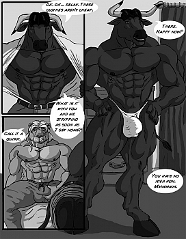 8 muses comic After Work image 4