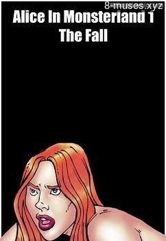 Alice In Monsterland 1 – The Fall Comic Book Porn