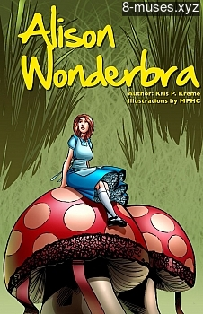 Alison Wonderbra XXX comic