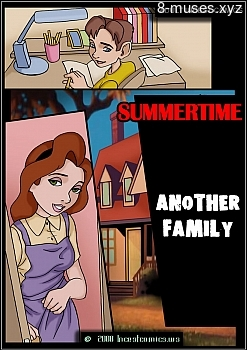 Another Family 3 – Summertime XXX comic