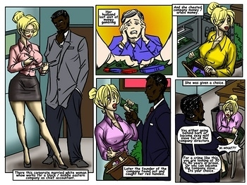 8 muses comic Arab Slave image 2