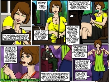 8 muses comic Back Of The Bus image 3