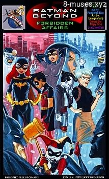 Batman Beyond – Forbidden Affairs 1 Free xxx Comics