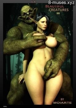 Beautiful Creatures 3 Comic Book Porn