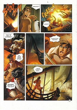 8 muses comic Black Wade - The Wild Side Of Love image 10
