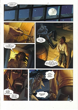 8 muses comic Black Wade - The Wild Side Of Love image 15