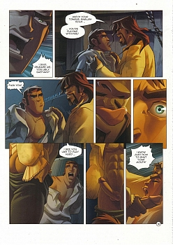 8 muses comic Black Wade - The Wild Side Of Love image 16