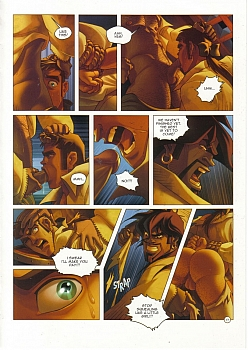 8 muses comic Black Wade - The Wild Side Of Love image 17