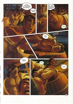 8 muses comic Black Wade - The Wild Side Of Love image 19