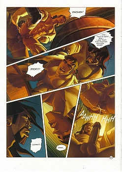 8 muses comic Black Wade - The Wild Side Of Love image 20