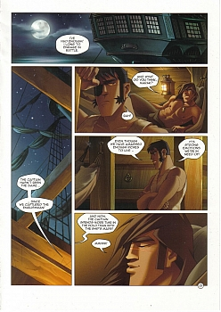 8 muses comic Black Wade - The Wild Side Of Love image 23