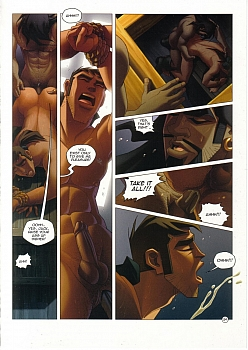 8 muses comic Black Wade - The Wild Side Of Love image 29