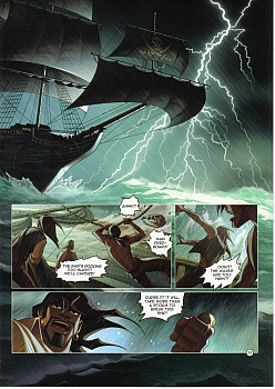 8 muses comic Black Wade - The Wild Side Of Love image 33