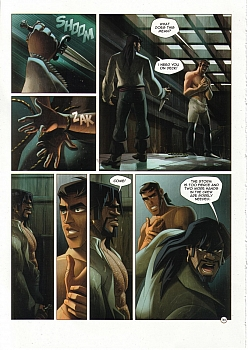 8 muses comic Black Wade - The Wild Side Of Love image 34