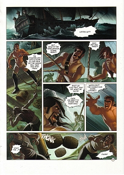 8 muses comic Black Wade - The Wild Side Of Love image 35