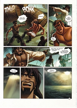 8 muses comic Black Wade - The Wild Side Of Love image 36