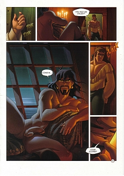 8 muses comic Black Wade - The Wild Side Of Love image 39