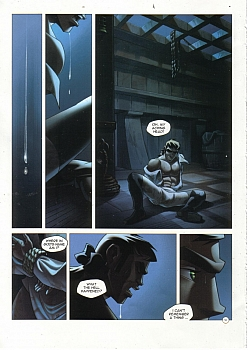 8 muses comic Black Wade - The Wild Side Of Love image 4