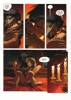8 muses comic Black Wade - The Wild Side Of Love image 42