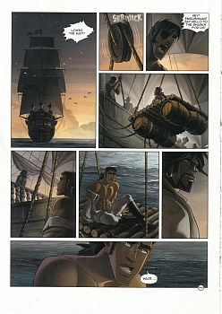 8 muses comic Black Wade - The Wild Side Of Love image 44