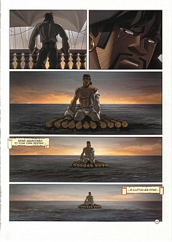 8 muses comic Black Wade - The Wild Side Of Love image 45