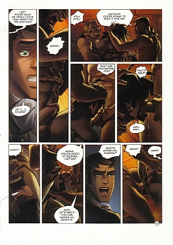 8 muses comic Black Wade - The Wild Side Of Love image 53
