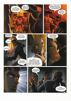 8 muses comic Black Wade - The Wild Side Of Love image 55