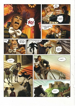 8 muses comic Black Wade - The Wild Side Of Love image 60
