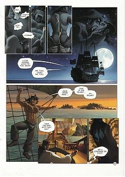 8 muses comic Black Wade - The Wild Side Of Love image 65