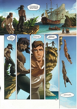 8 muses comic Black Wade - The Wild Side Of Love image 66