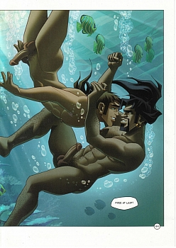 8 muses comic Black Wade - The Wild Side Of Love image 68