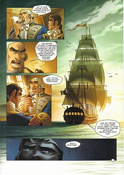 8 muses comic Black Wade - The Wild Side Of Love image 7