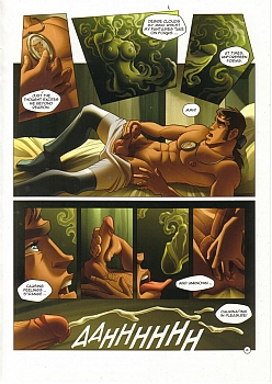 8 muses comic Black Wade - The Wild Side Of Love image 9