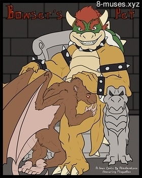 Bowser's Pet 1 Erotica Comics