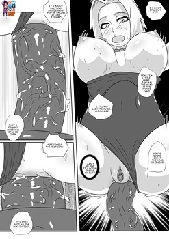 8 muses comic Bunnies From Konoha image 14