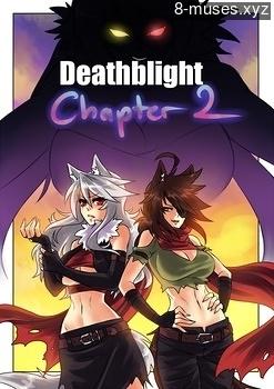 Deathblight 2 Anime Porn Comics