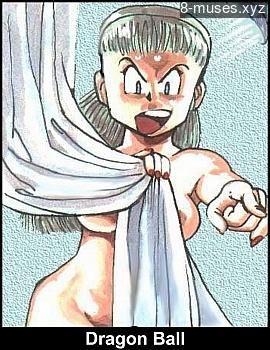 Dragon Ball Dirty Comics