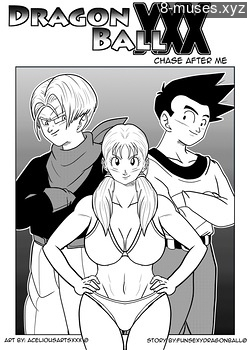 Dragon Ball XXX – Chase After Me Porn Comix