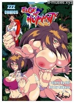 Edge Of Humanity 1 Comic Book Porn