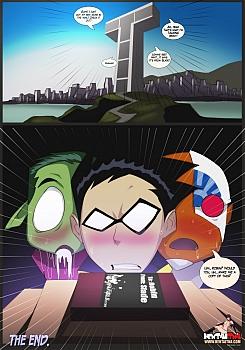 8 muses comic Fallen Stars image 6