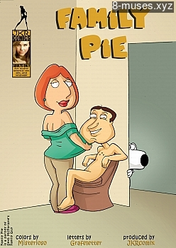 Family Pie 1 XXX comic