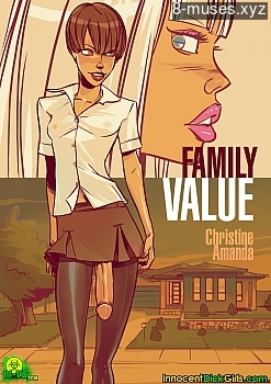 8 muses comic Family Value image 1