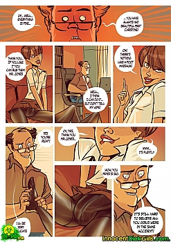 8 muses comic Family Value image 5