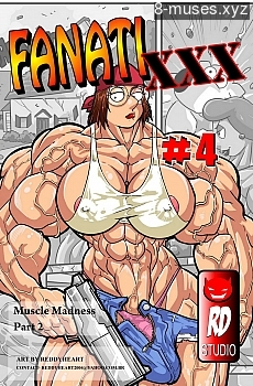 Fanatixxx 4 – Muscle Madness 2 XXX comic