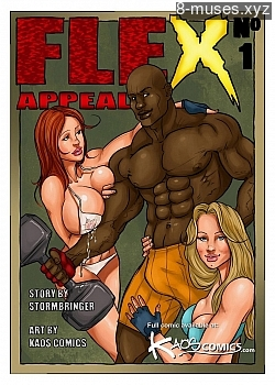 Flex Appeal 1 XXX comic