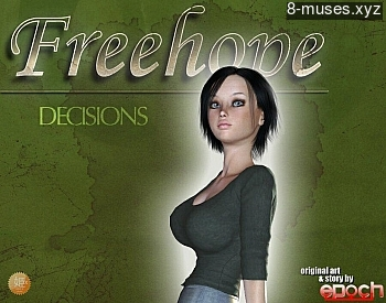 Freehope 3 – Decisions XXX comic