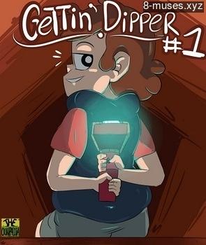 Gettin' Dipper 1 Porn Comic