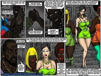 8 muses comic Ghetto Teen image 16