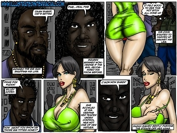 8 muses comic Ghetto Teen image 17