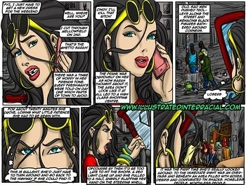 8 muses comic Ghetto Teen image 6